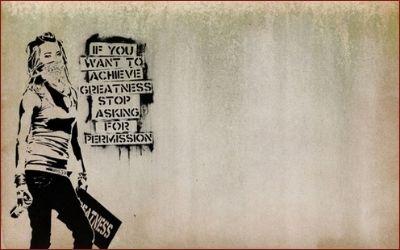 Banksy art